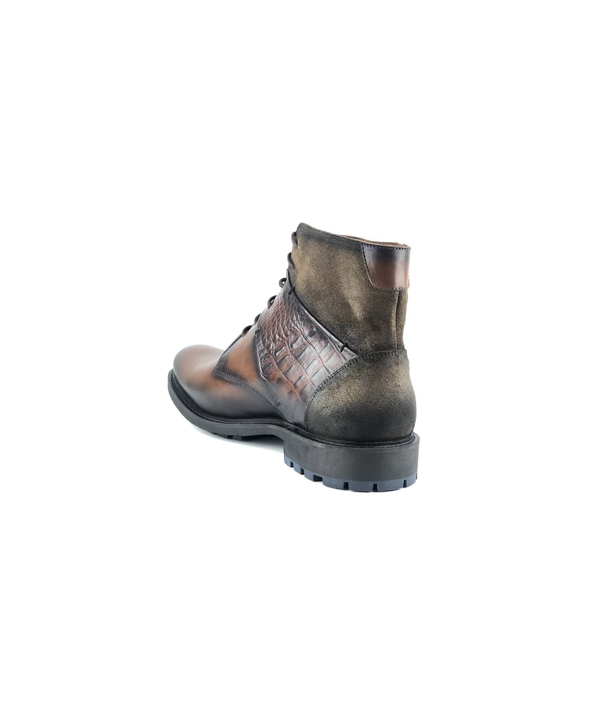 and Sons Brett cognacUnivers Boots Cuir Chaussures xrdCBotsQh