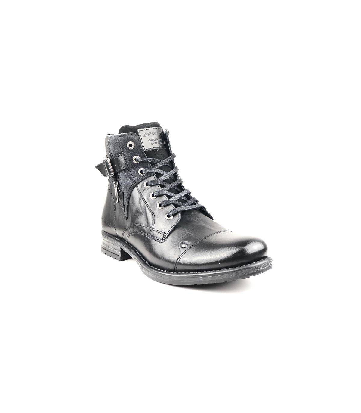 Yero Cuir NoirUnivers Homme Redskins chaussures Chaussures xtsdQCrBh